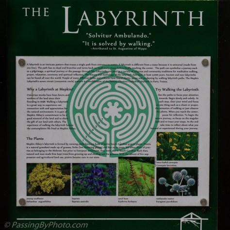 Labyrinth Sign