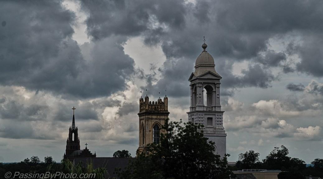 Three Church Spires, Charleston
