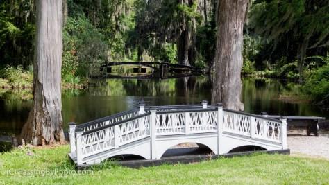 Replica of Long White Bridge