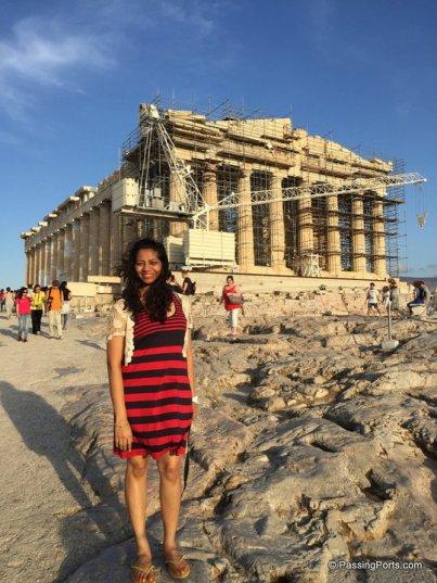 Parthenon, Athens