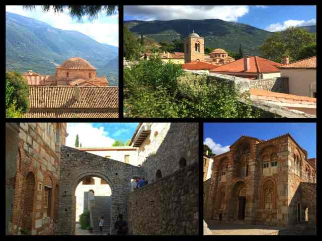 Beautiful Hosios Loukas Monastery
