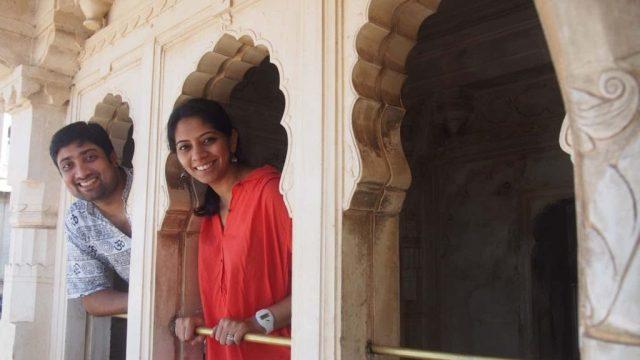 Preethika & Narayanan - Passing Ports