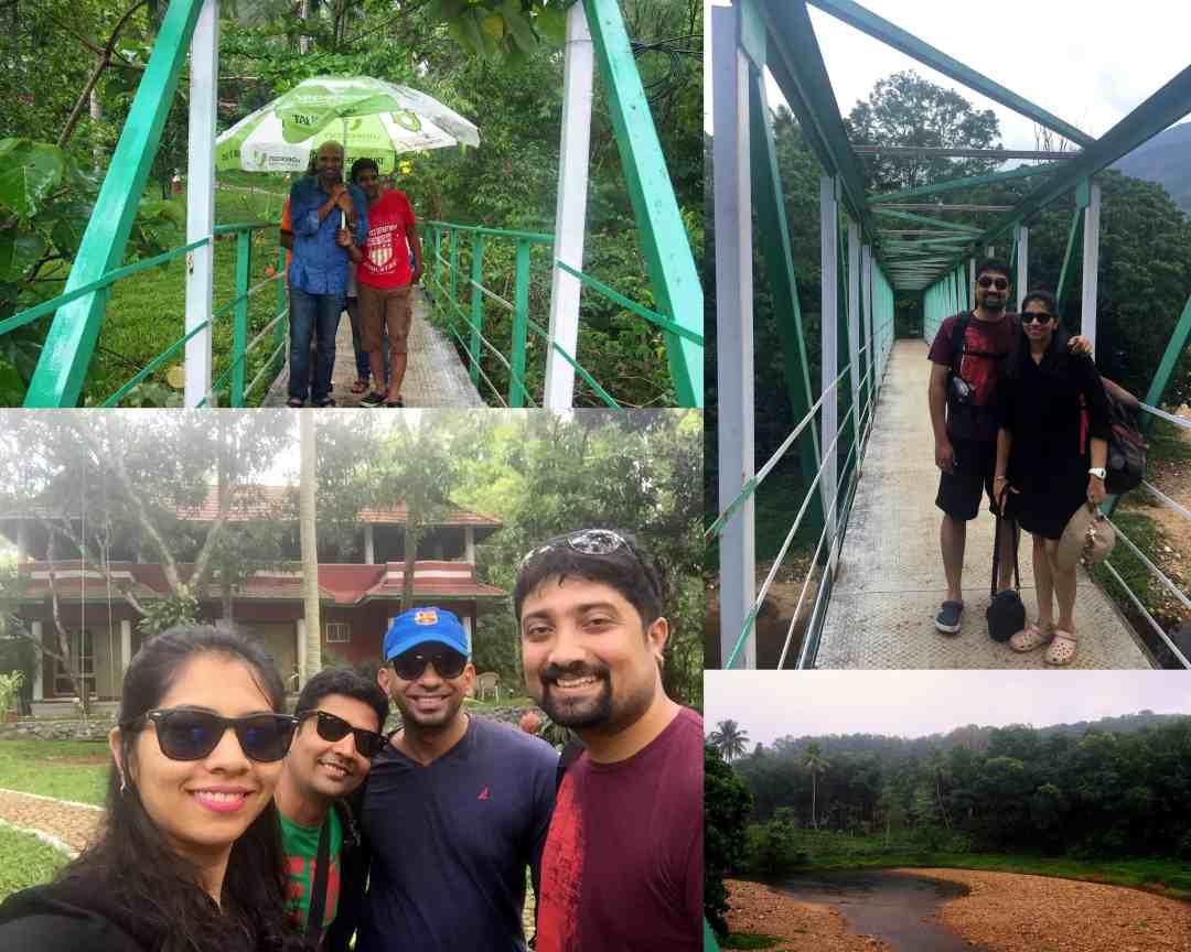 Rivercounty Resort near Trivandrum
