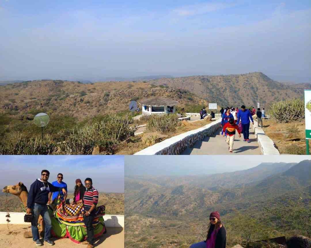 Black Hill in Bhuj