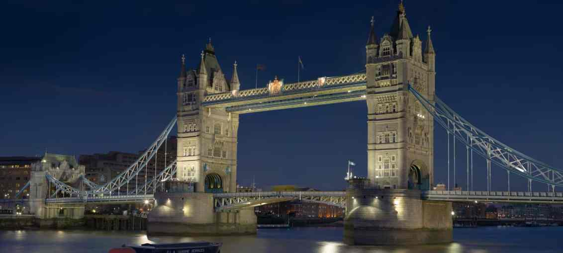 Tower Bridge of London