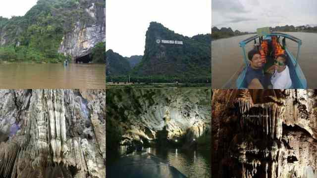 Phong Nha Caves Vietnam