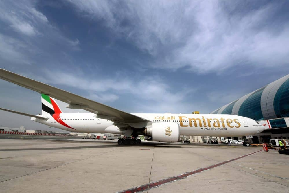 Emirates Announces A New Service, Laptop & Tablet Handling Service for US Flights