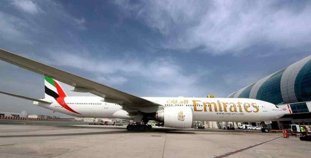 Emirates electronics ban