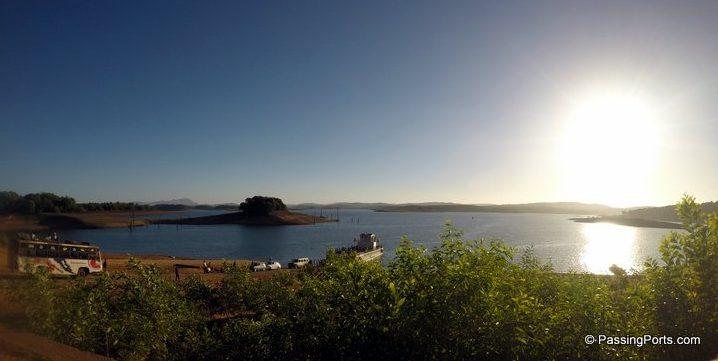 Ferry in Siganduru