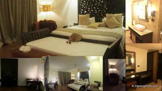 The Windflower Resort Rooms