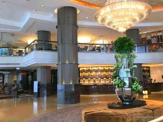Stay at InterContinental Bangkok