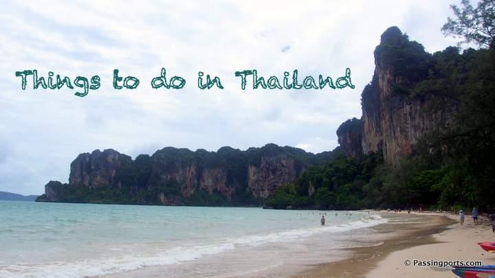 Thailand in ten days