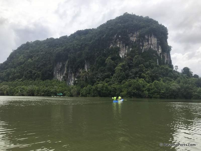 Kayak in Krabi