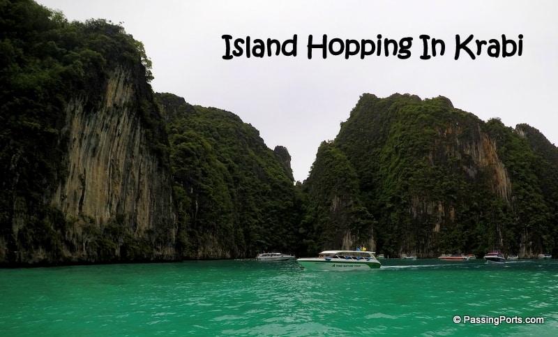 Islands around krabi