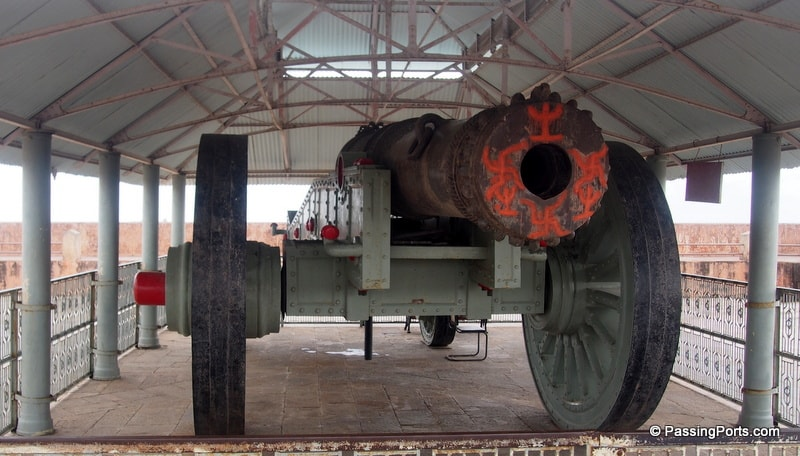 Jaivana - an 18th Century cannon