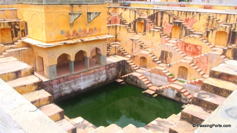 Step Well in Jaipur