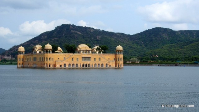 The Jal Mahal