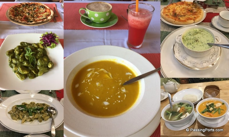 Yummy Vegetarian food in Chiang Mai