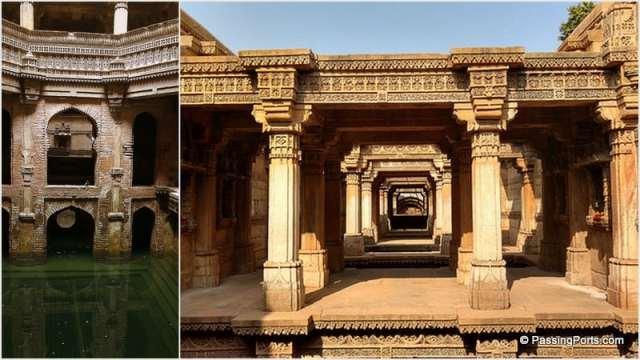 Stepwell in Gujarat