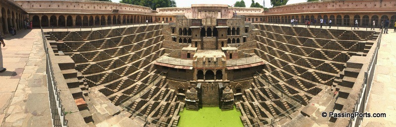 Stepwell in Abhaneri