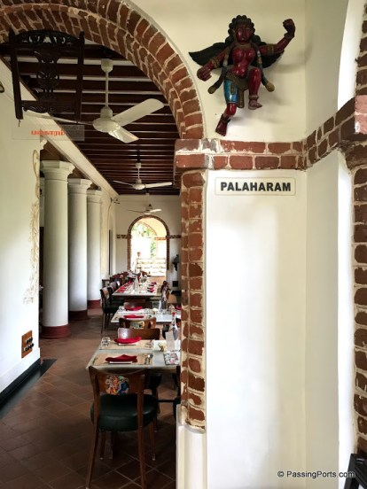 Restaurants in Svatma, Tanjore