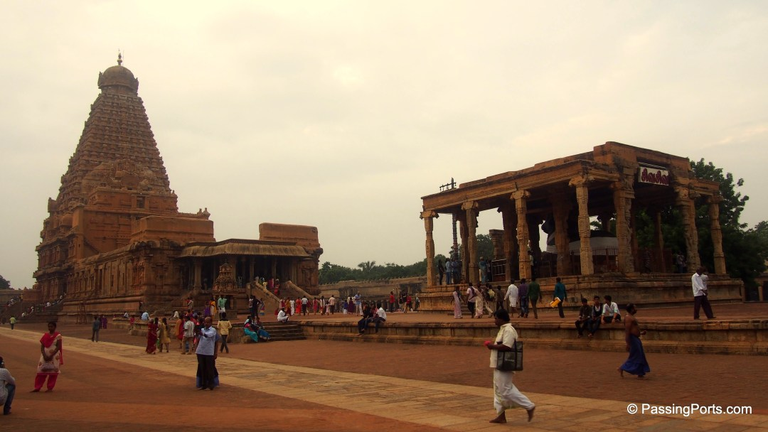 One of Chola dynasties greatest architecture