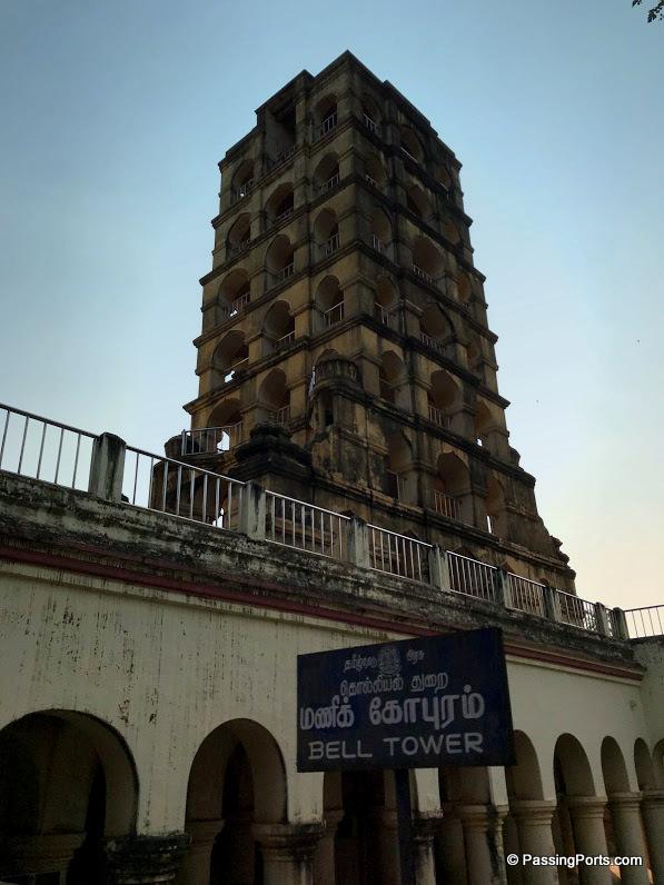 Thanjavur Palace