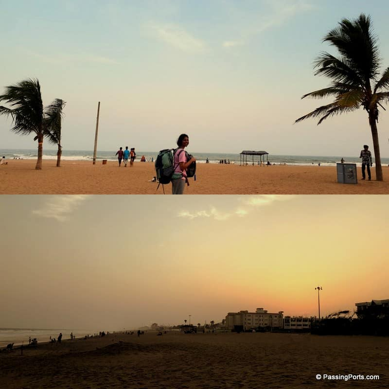 Beaches in Puri