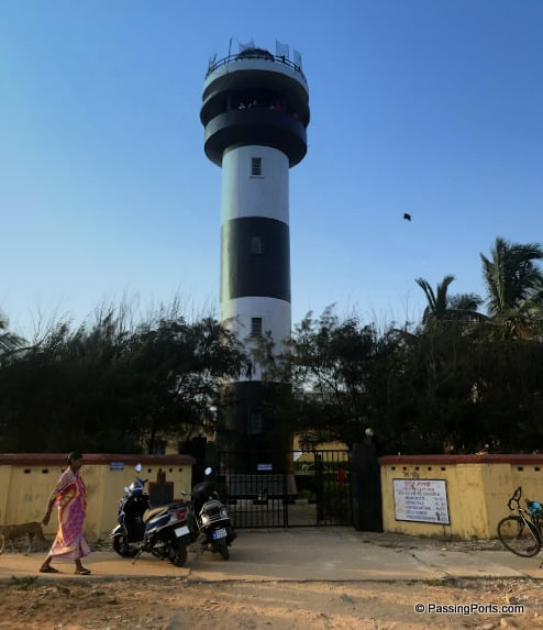 Lighthouse in Puri