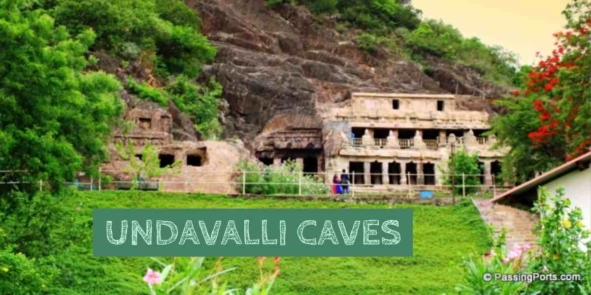Undavalli Caves - A Small Yet Beautiful Piece of History