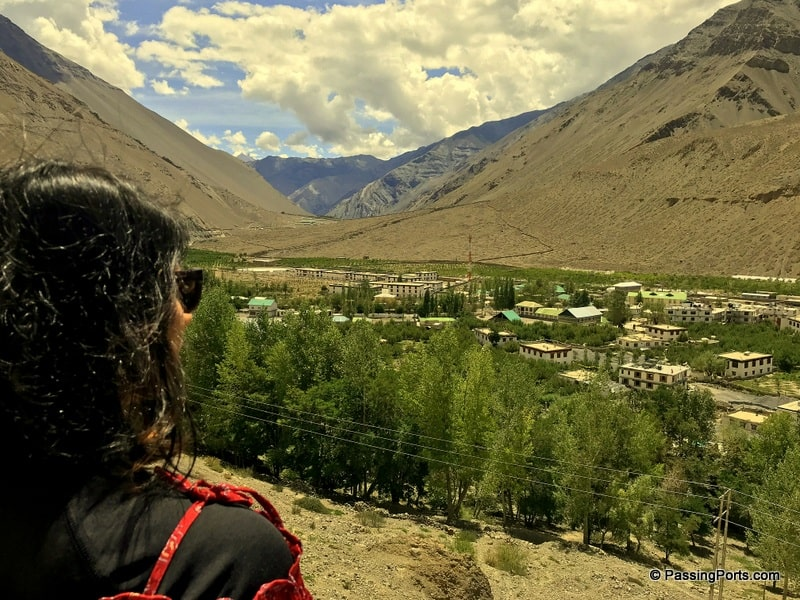Tabo Village in Spiti Valley