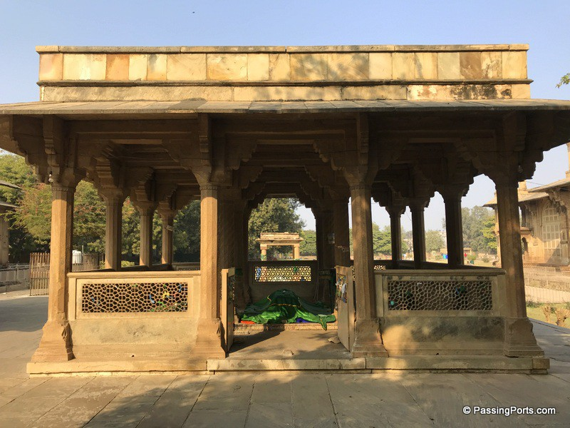 Tombs in Gwalior