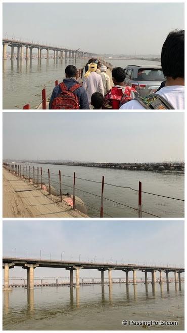Clean Ganga in Allahabad