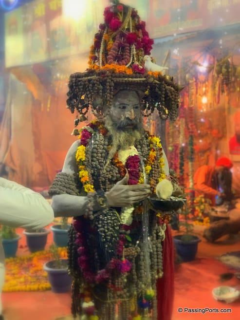 Naga Sadhu is Juna Akhada