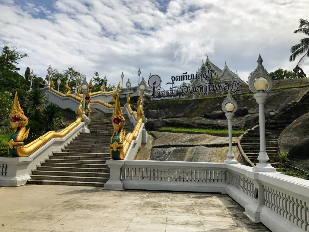 Wat Kaew Korawaram at Krabi Town