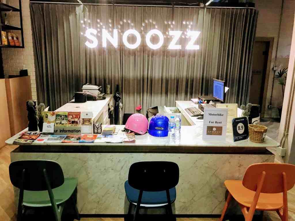 Snoozz Hotel - Good hostel in Krabi Town