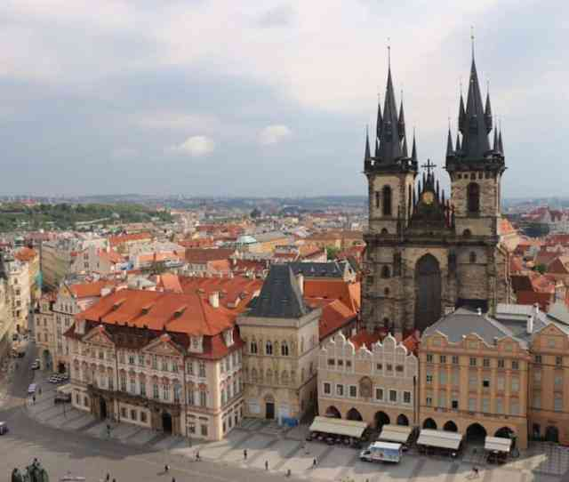 Old Town Things To Do In Prague What Not To Miss For First Timers Traveling