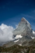 La belle pyramide du Matterhorn