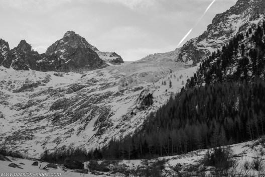 Glacier de Trient