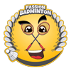 passion badminton logo
