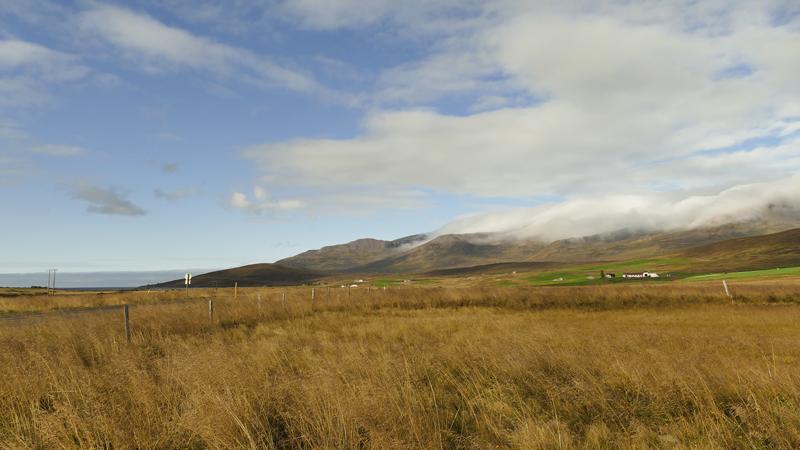 circuit guidé en islande, péninsule de Trollaskagi
