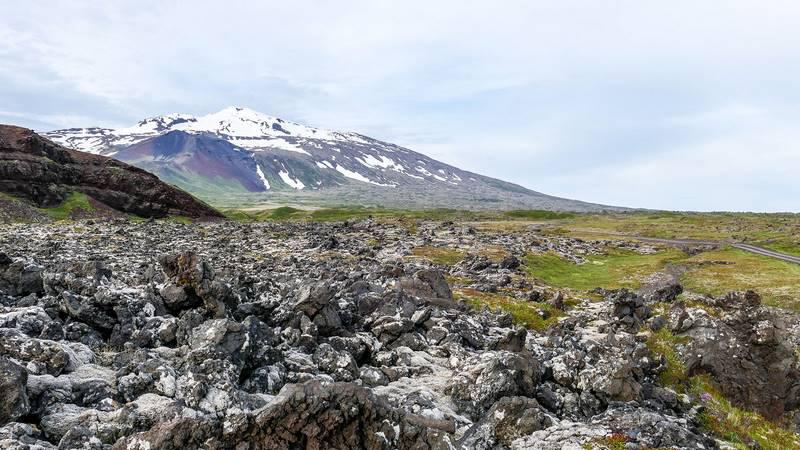 Circuit guidé Islande au printemps, sur la péninsule de Snaefellsnes