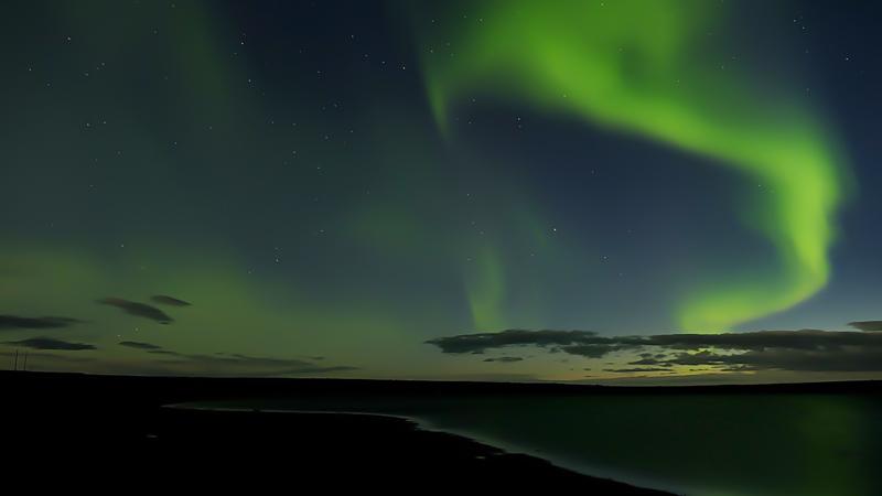 Circuit guidé Islande en hiver, observation des aurores boréales