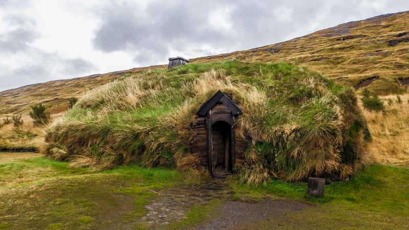 Histoire de l'Islande, le blog : Maison natal de Leifur Eiriksson à Eiriksstadir.
