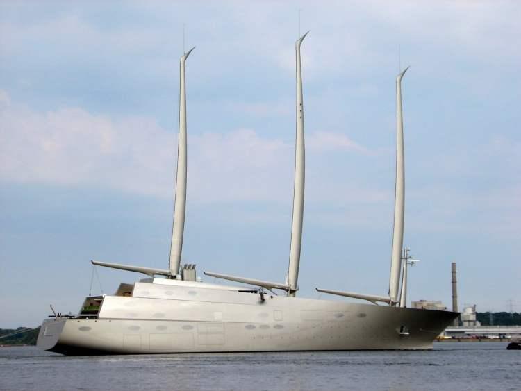 bateaux à voile sailing yatch a