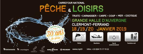 Carrefour National Pêche et Loisirs salons nautiques 2019