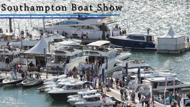 southampton boat show salons nautiques 2019