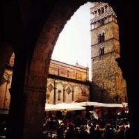 #dadoveblogghi : eccomi qui , io sono di PISTOIA, una AUTENTICA città toscana!