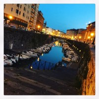 Tuscany : Livorno, not just a port but a charming city
