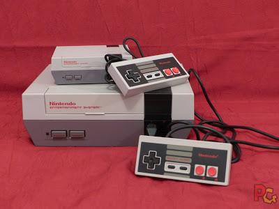 Comparaison NES/MiniNES